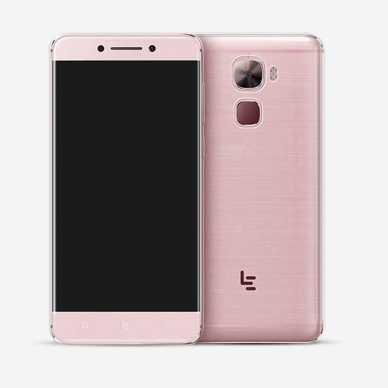 For Leeco Le 2 Case Crystal Silicon Back Cover On LE Eco 2 X520 X526 X620 Le2 Transparent Tpu