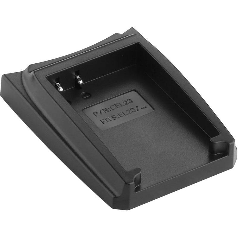 ENEL23 EN-EL23 Battery Charger Plate For Nikon S810c Coolpix P600 P-600, COOLPIX P610, COOLPIX P900, COOLPIX S810c, PM159
