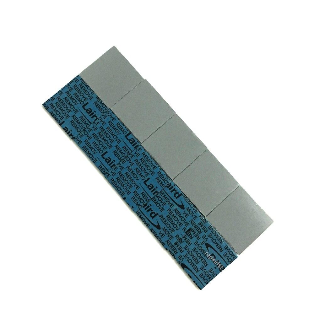 500 pçs/lote T-FLEX radiador 700 760 pasta térmica GAP filler condutividade térmica pad GPU CPU northbridge refrigerador de refrigeração do computador
