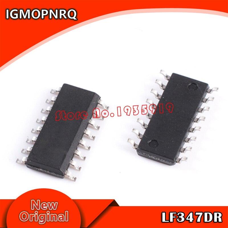 10PCS LF347DR LF347 SOP16 SOP novo original