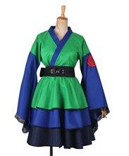 Anime Naruto Cos hateke Kakashi Lolita Kimono japonés vestido de Halloween Cosplay hombre mujer Cosplay traje
