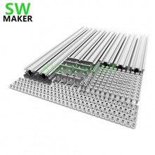 SWMAKER AM8 3D Drucker Extrusion Metall Rahmen-Full Kit für Anet A8 upgrade hohe qualität