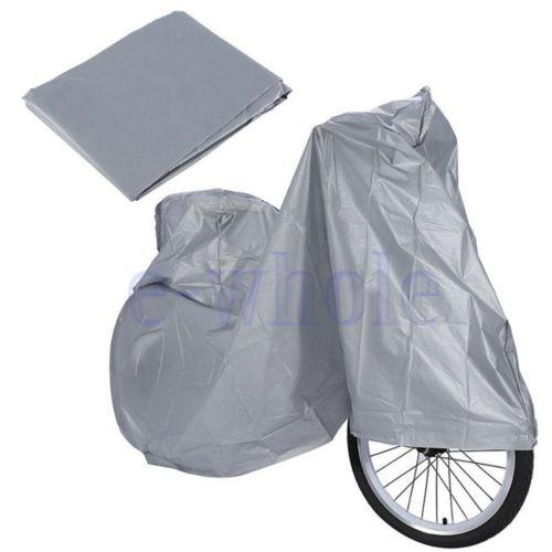 Водонепроницаемый велосипедный чехол от дождя и пыли для гаража, защита для улицы GW
