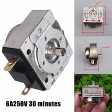 AC 250V 16A 전기 압력 쿠커 타이머 30 분 지연 타이머 스위치 전자 레인지 기계식 밥솥 시간 스위치