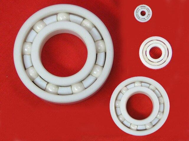 Rendimiento de costo 688 cojinete de cerámica 8x16x4 Zirconia ZrO2 rodamiento de bolas