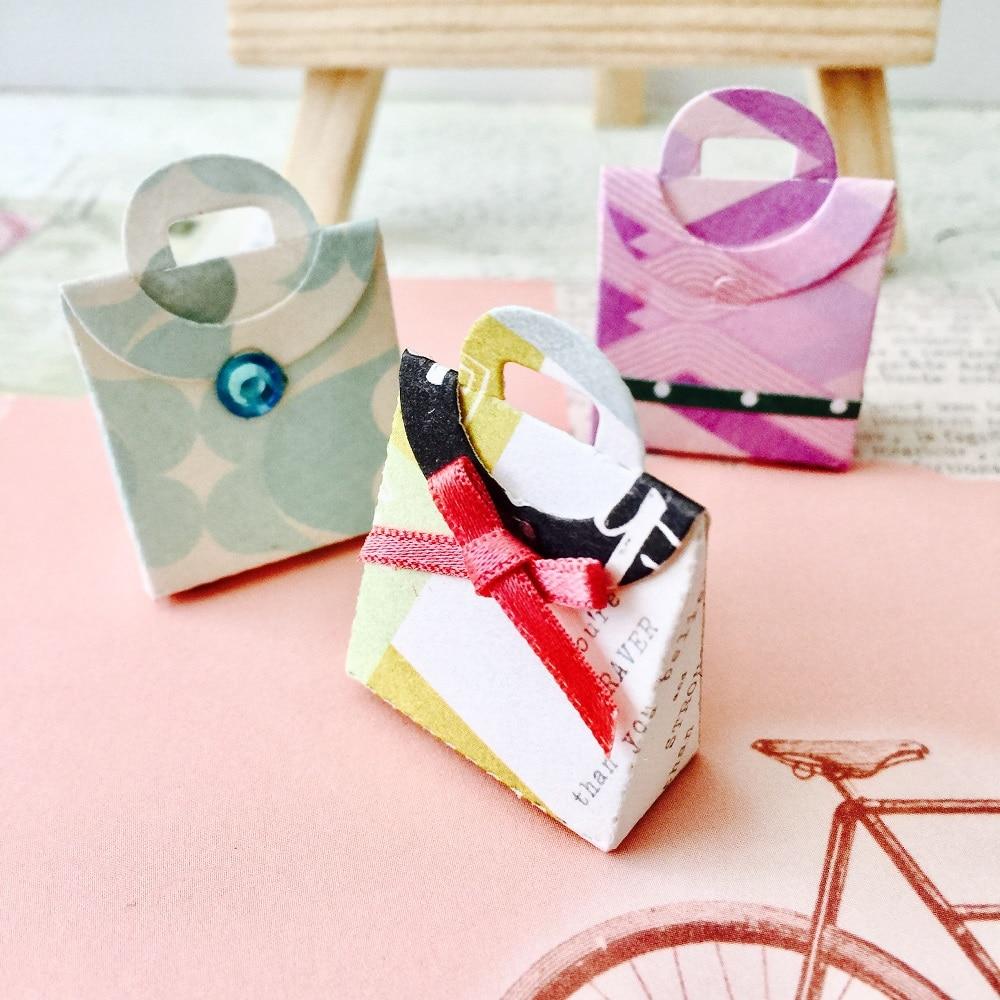 1 caja de regalo de PC troquelados 2018 nuevos Troqueles de corte de Metal plantillas para álbum de recortes en relieve caja de velas DIY papel artesanías Troqueles