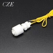 ZP3208 100V / 220V Mini Type Poly Propy Water Level Liquid Sensor Float Switch M8*32mm  1A1