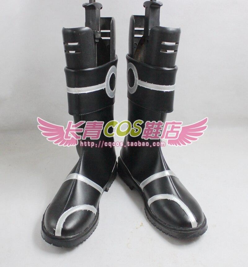 ¡Yu-Gi-Oh! GX Marufuji Ryo Zane Truesdale cosplay zapatos botas hecho a medida 5065