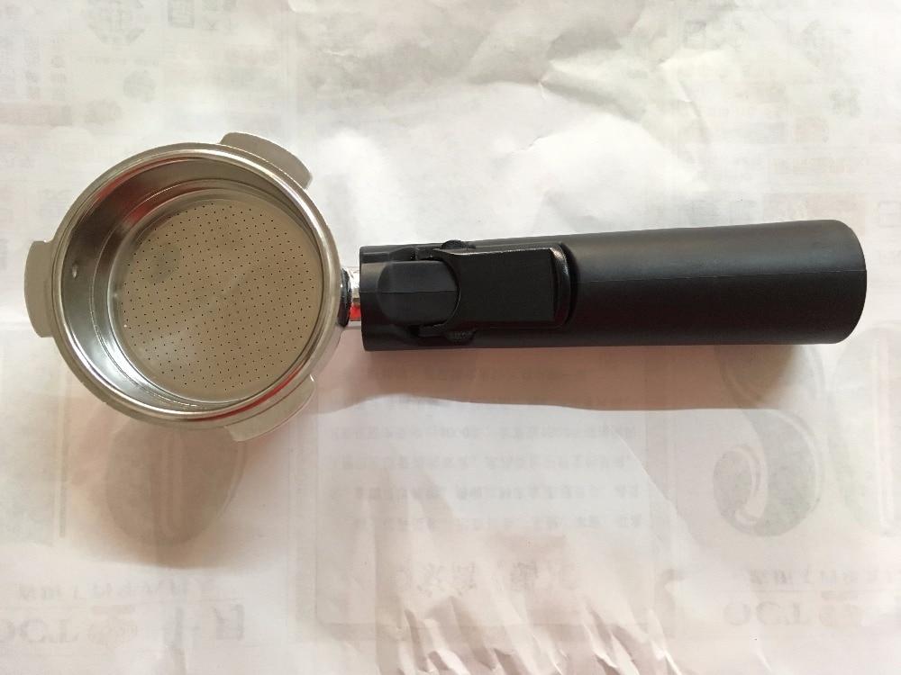 Diameter of 60 mm 15 bar Espresso coffee maker parts filter holder for espresso coffee marker type with filter