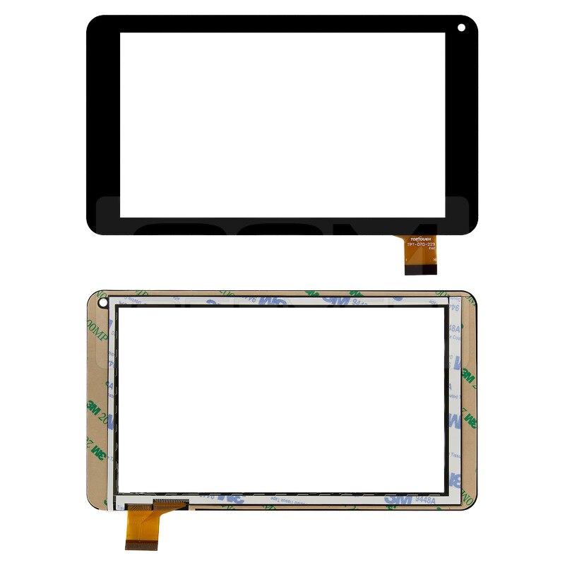 7 pulgadas Digitalizador de pantalla táctil de cristal para Modecom FreeTAB 7001*186*104mm tablet PC