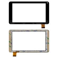 Verre de numériseur décran tactile de 7 pouces pour Modecom FreeTAB 7001 186*104mm tablette