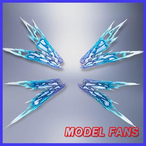 FÃS MODELO IN-STOCK DABAN GUNDAM SEED Destiny Modelo asa de luz para construção metal MB greve liberdade de ação brinquedo figura