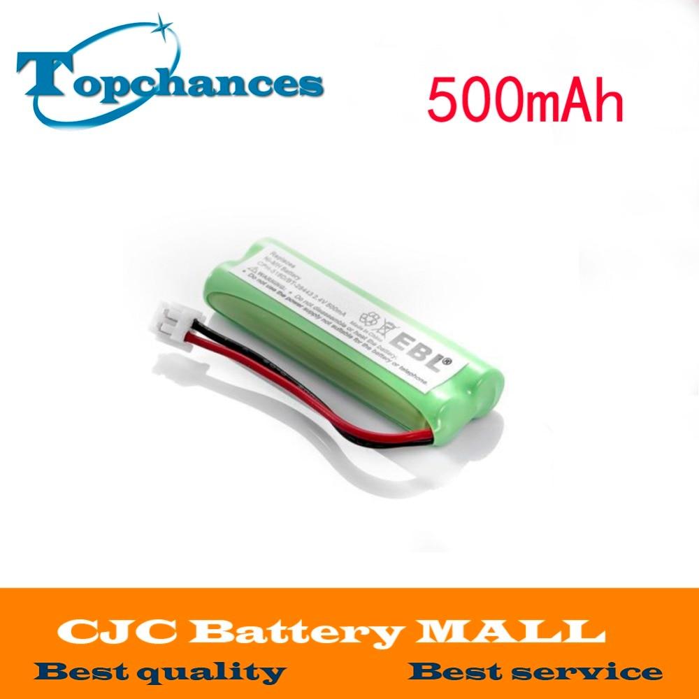 500 mAh 2.4 V batería del teléfono inalámbrico para vtech BT18443 BT28443 LS6125 LS-6225