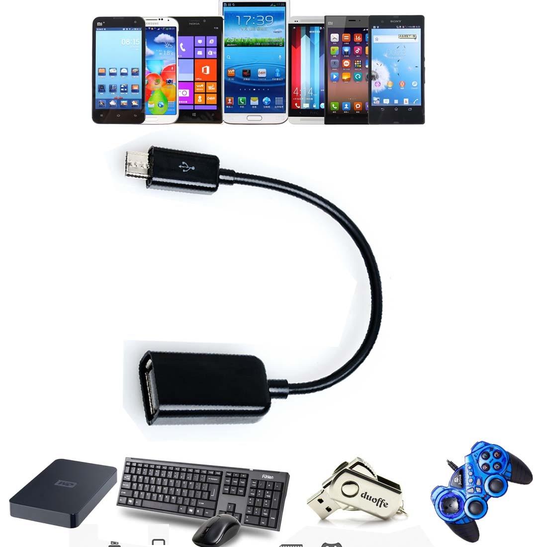 Adaptador USB 2,0 OTG Cable adaptador para Sophix Tab-1040G tableta Android adaptador...