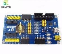 BLE4.0 Bluetooth NRF51822 Module 2.4G Module de Communication sans fil carte mère Kit de développement dextension de carte mère
