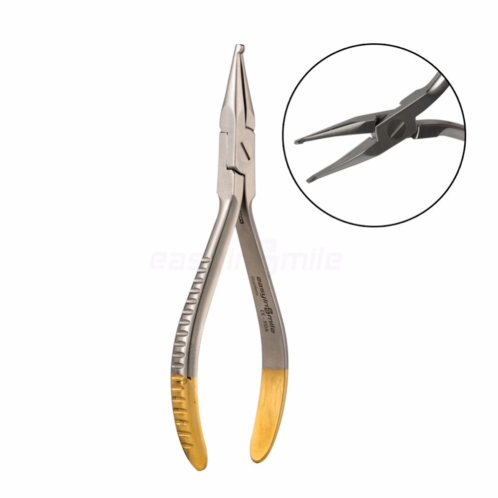 original 101 tc mod with 50w max output supports 22mm tc pc mode 1 PC Dental Howe Orthodontic Pliers EASYINSMILE Germany Stainless Steel Staright  (TC-Half Gold)   MAX 0.7mm,0.019 X0.025