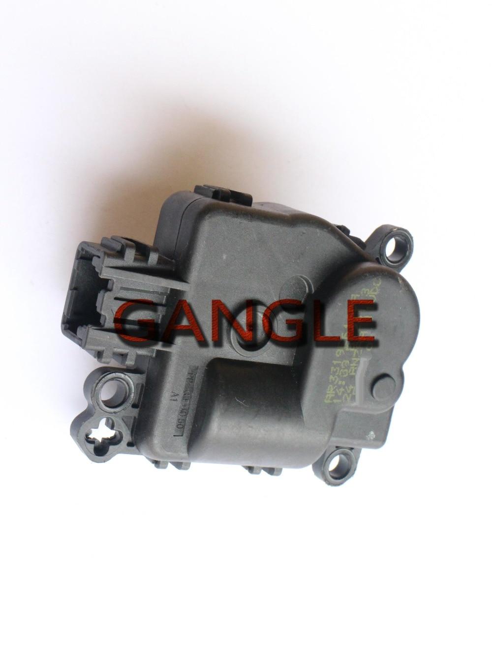 Actuador de puerta de mezcla de motor de ventilador de AR33-19E616-DA para FORD MUSTANG GT 2012 2013 2014
