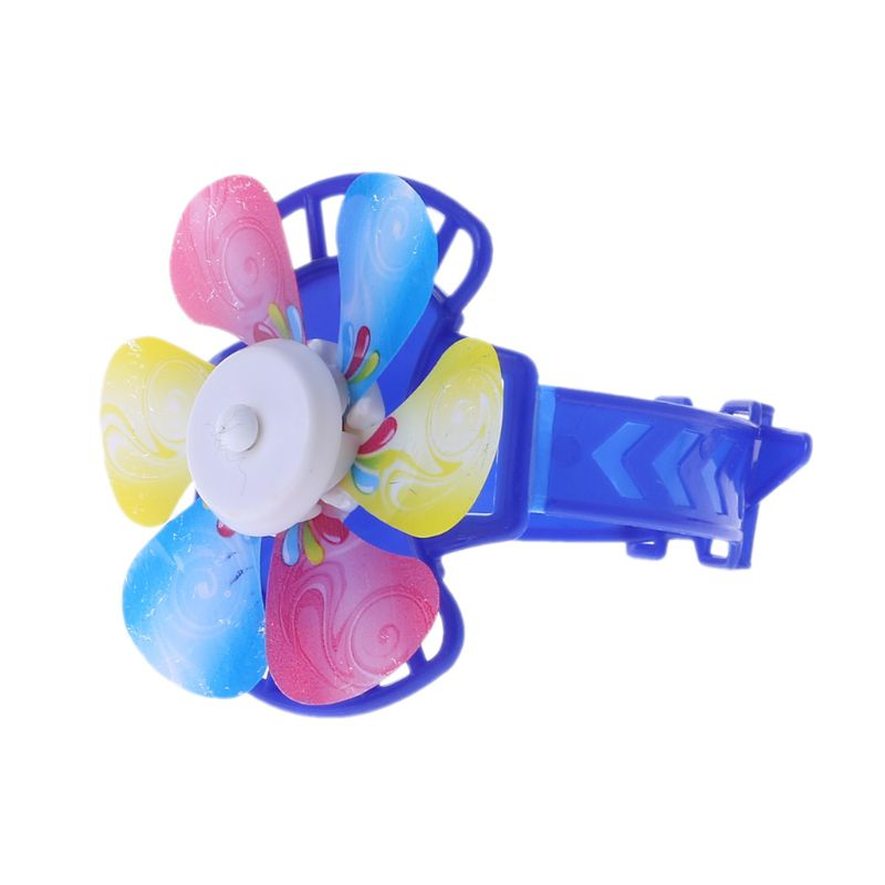 1 PC Novelty Windmill Watch Toy Watch Wind Spinner Kids Toy Party Supplies Gifts Foe Boys Girls