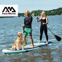* 370*87*15CM AQUA MARINA SUPER viaje sup Inflable stand up paddle Junta tabla inflable de surf tabla de surf, kayak inflable de la cámara
