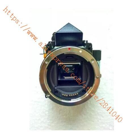 90% nuevo cuerpo pequeño para caja de espejo Canon 60D con visor pantalla de enfoque pieza de reparación