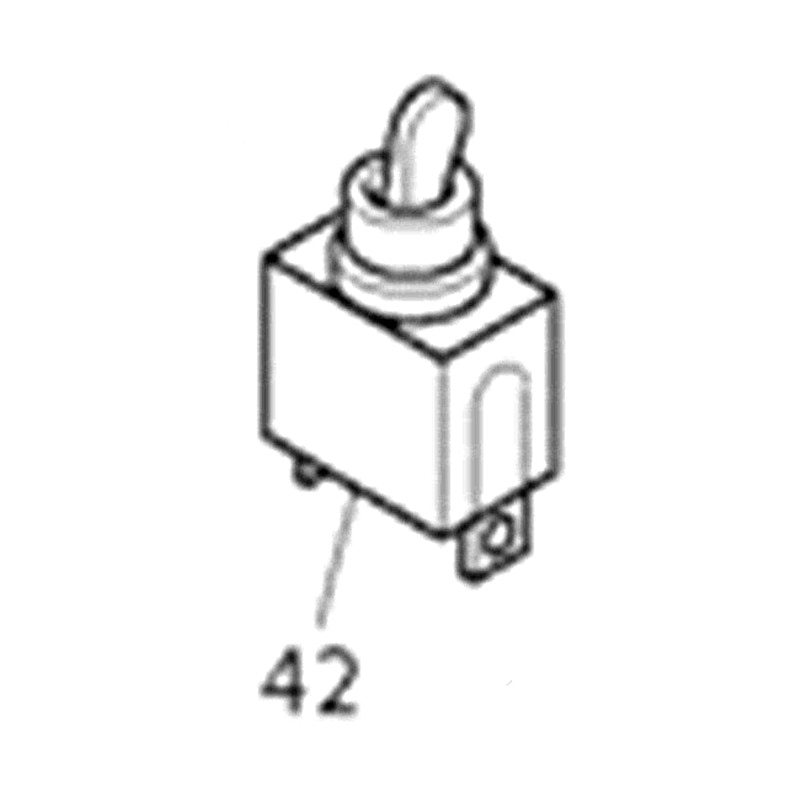 De interruptor para Makita 6514231 3707F 3707 3706 DTM50 BTM40 BTM50 9523B BO6050J HM1205C 9533BL 9528B 9526B 9525B DTM50Z HM1307