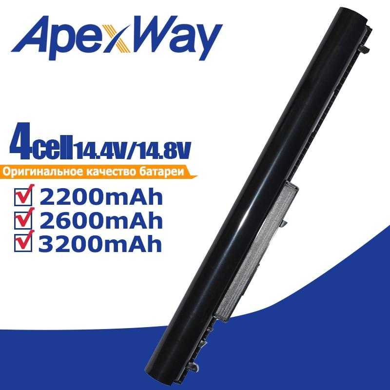 Аккумулятор для ноутбука HP OA04 OA03 HSTNN-LB5Y HSTNN-PB5S для Compaq Presario 740715-001 15-h000 15-S000 CQ14 CQ15 240 G2