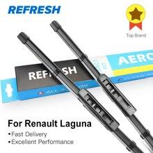 Refresh Wisserbladen Voor Renault Laguna Mk1 / Mk2 / Mk3 Fit Haak Armen/Bajonet Armen Model Jaar Van 1993 Tot 2015
