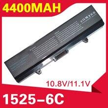 ApexWay batterie dordinateur portable Pour Dell Inspiron 1525 1526 HP277 HP287 HP297 M911G GW241 GW240 1545 1546 C601H CR693 D608H GP952 GW252