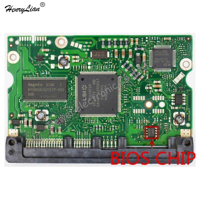 ST3500320AS ST3500620AS ST3500820AS 500GB 7200RPM.11 HDD PCB/número de placa 100468974