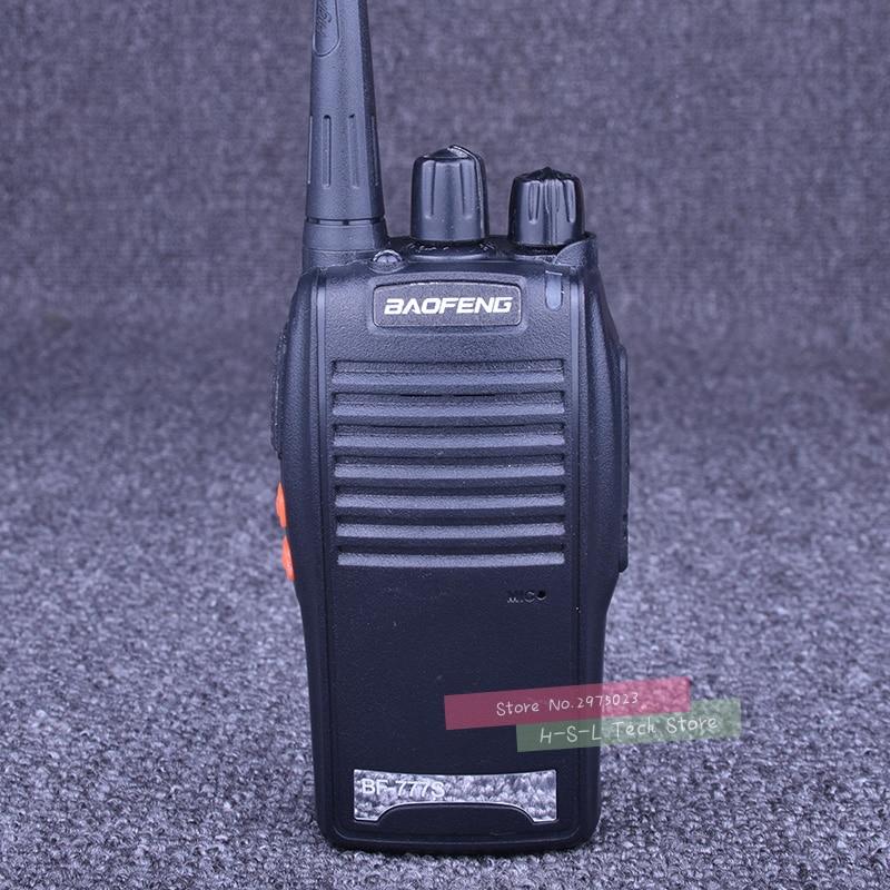 BaoFeng BF-777S 16CH CB радио рация Профессиональная UHF 400-470MHz Частотный фонарик двухстороннее радио для охоты радио