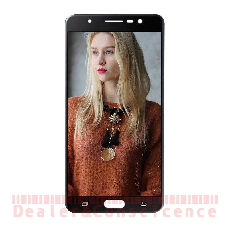 10 piezas DHL gratis para Samsung Galaxy J7 Nxt (J7 Core) (J7 Neo) j701 J701F pantalla LCD montaje digitalizador pantalla táctil Panel AMOLED