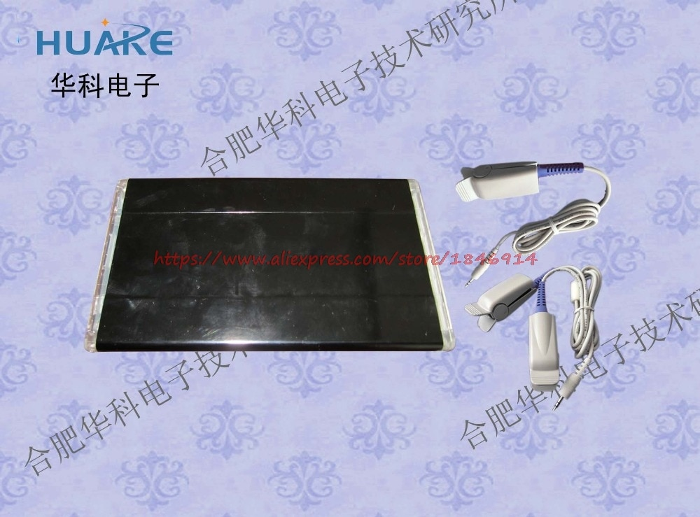 HK2013/2 infrared pulse skin resistance sensor / emotion detection sensor / pulse skin electric collector