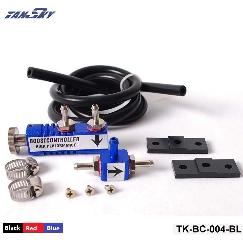 Универсальный черный Регулируемый ручной турбо BOOST CONTROL LER KIT 1-30 PSI в салоне TK-BC-004