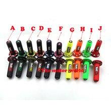 Poignées de dessus doreiller coniques Pro pour Kawasaki Kx80 Kx100 Kx125 Kx250 Kx500 barre de poignée de motocross