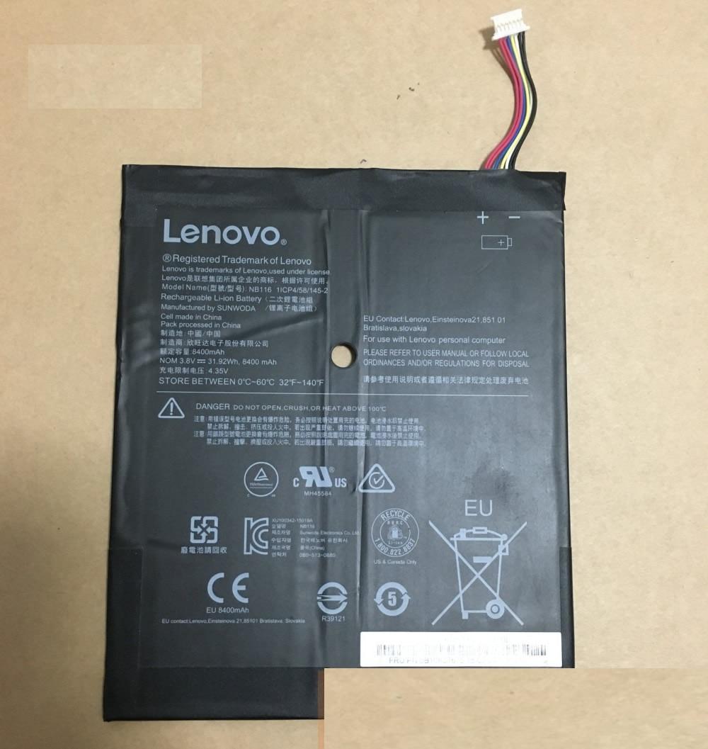 Lenovo ideapad 100 100S-11IBY NB116 cambiador de batería de cuaderno plano