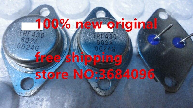 IRF430 IRF432 IRF435 IRF440 IRF441 IRF420 A-3 nuevo envío gratis 5 piezas-50 piezas/LOT que modelo ¿Necesitas deja un mensaje.