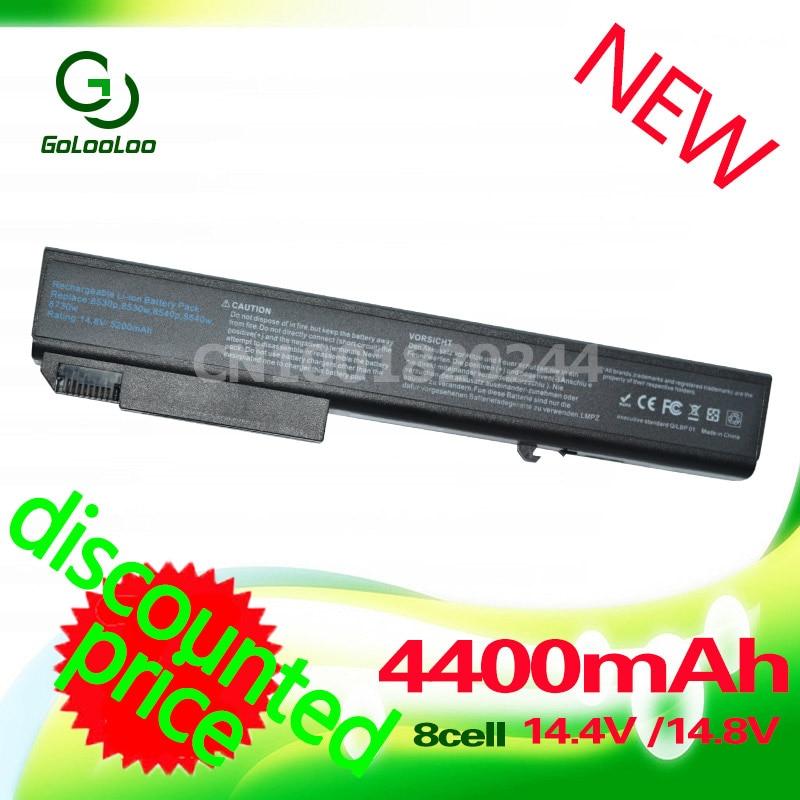 Golooloo 4400MaH battery for HP EliteBook 8540p 8530p 8730p 8740w 8530w 8540w 8730w 458274-421 484788-001 493976-001 501114-001
