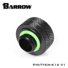 Barrow 16mm OD Stijve Harde Buis Pijp Compressie Fitting TYKN-K16 V1
