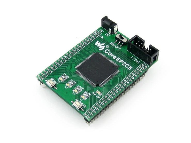 Altera Cyclone Board EP2C5 EP2C5T144C8N ALTERA Cyclone II FPGA Evaluation Development Core Board with Full IOs=CoreEP2C5