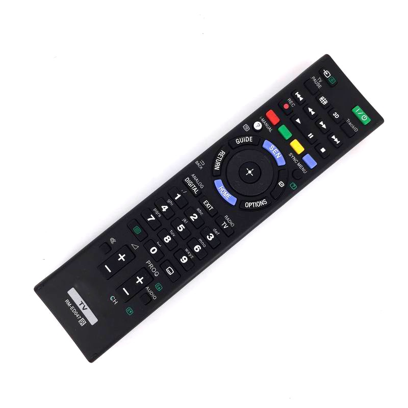 Nuevo mando a distancia para Sony TV RM-ED047, para SONY BR TV KDL-46HX850, KDL-40HX758, KDL-40HX757, Bravia TV, envío gratis