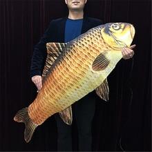 2019 nouveau FISM magique Jumbo poisson apparaissant poisson (130cm) astuces pour magicien poisson apparaissent de lair drôle scène Illusions Gimmick
