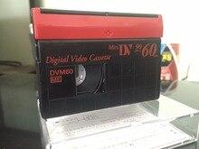 Vente en gros 5 pièces vierges authentiques SP60/LP90 Minutes DVM60 Mini DV cassettes denregistrement vidéo numérique.