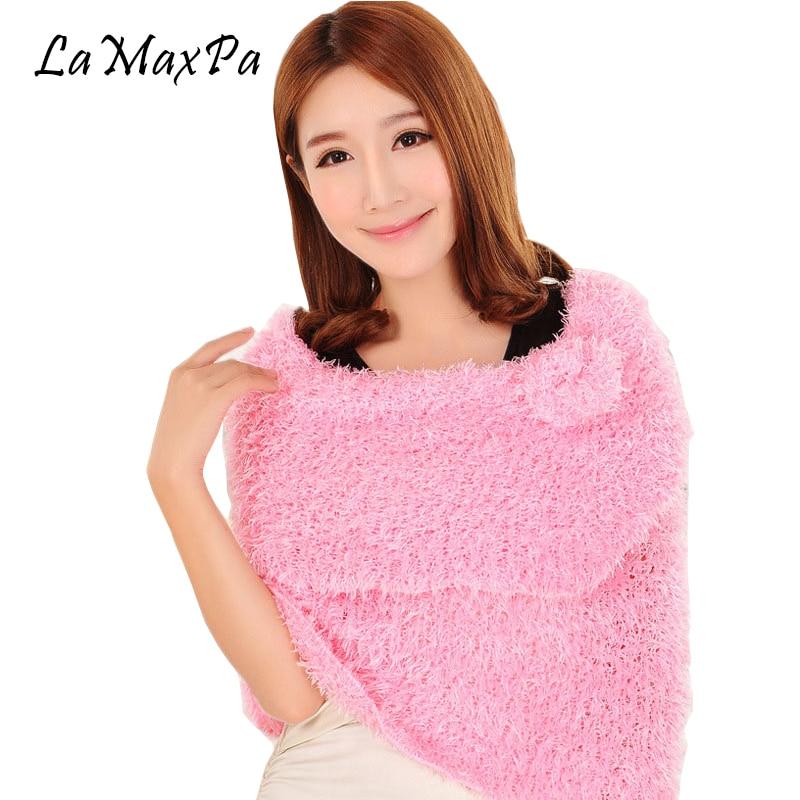 Женский шарф-шаль LaMaxPa, элегантный шарф-шаль