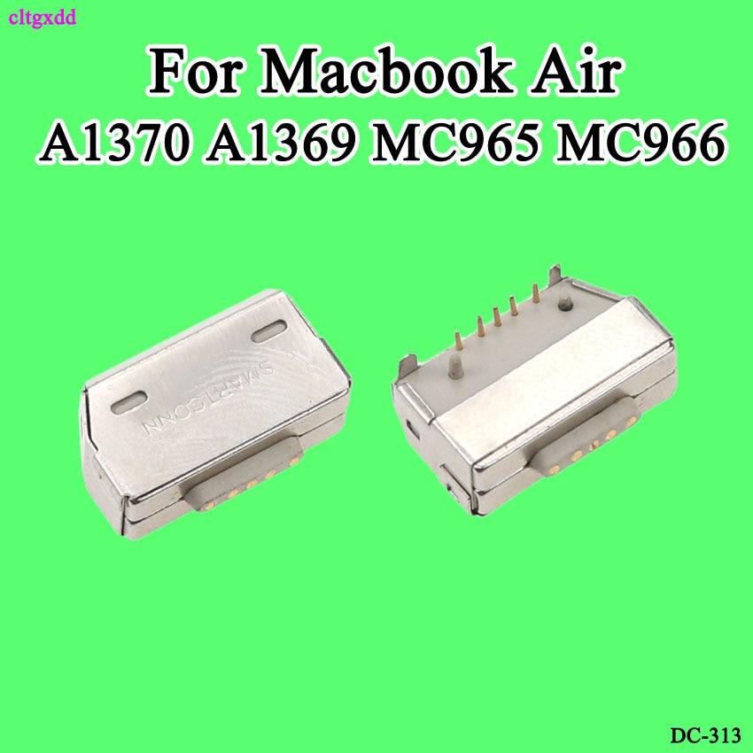 cltgxdd For apple For mac Macbook Air for imac A1370 A1369 MC965 MC966 DC Power Jack Socket Charging Plug Port Connector DC jack