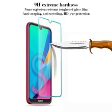 10 PCS Tempered Glass For Huawei Honor 8S Glass Screen Protector 2.5D 9H Premium Tempered Glass Hono