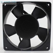 12025 Original metal aluminum frame AC cooling fan 115V 4710PS-12T-B20