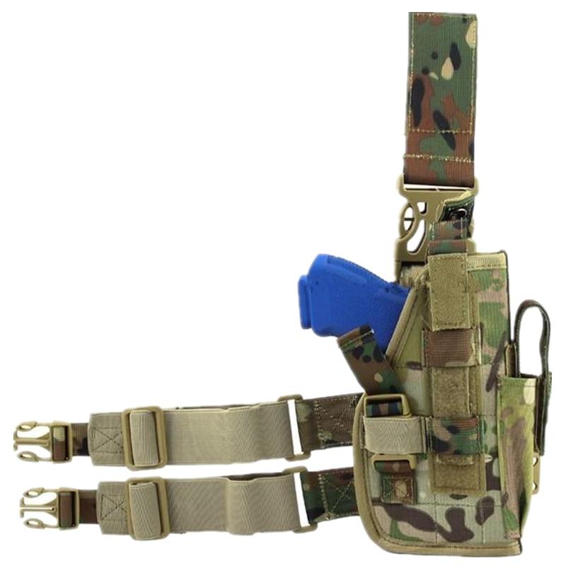 Pistolera de pistola táctica 1000D sells Dropleg pistolera (Multicam AT) bd6201a