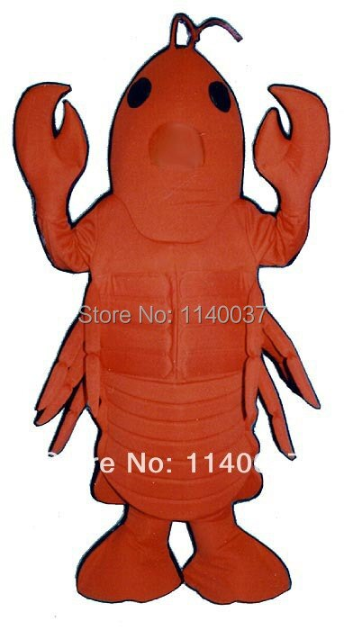 mascot Lobster Mascot Costume custom fancy costume anime cosplay kits mascotte theme fancy dress carnival costume party