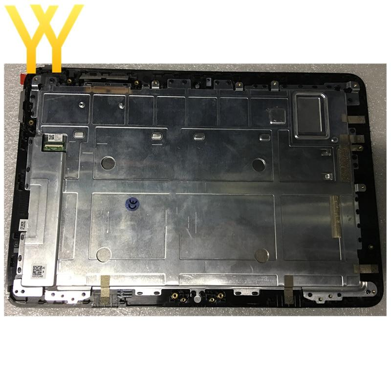 شاشة LCD تعمل باللمس ، جزء بديل للإطار ، لـ ASUS Transformer Book T101HA T101H
