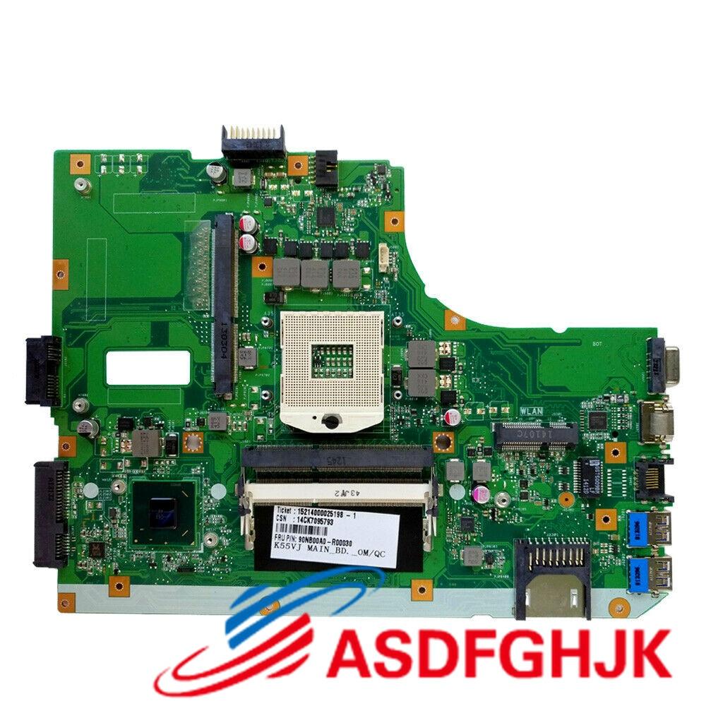 Para ASUS K55V placa base K55VM REV 2,2 A55V HM76 placa base 100% bien probado